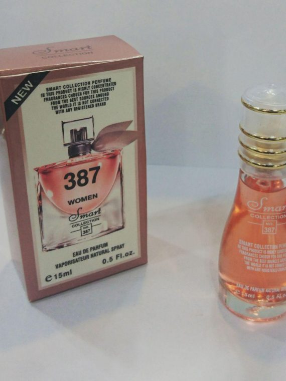 Smart Collection 387 La Vie Est Belle 15 ml اسمارت کالکشن 387 لا وی است بل 15 میل