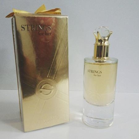 fragrance worldStrings For her فرگرانس وورد استرینگس فور هر