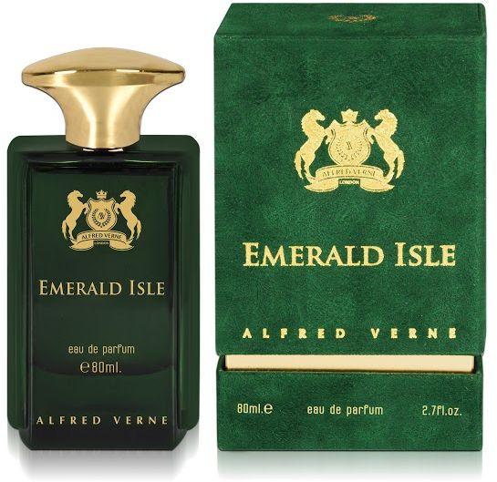 Emerald Isle Alfred Verne