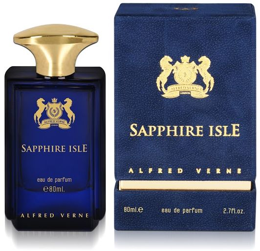 Sapphire Isle Alfred Verne