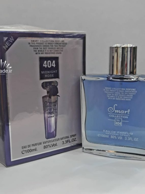 Smart Collection 404 Midnight Rose اسمارت کالکشن 404 میدنایت رز