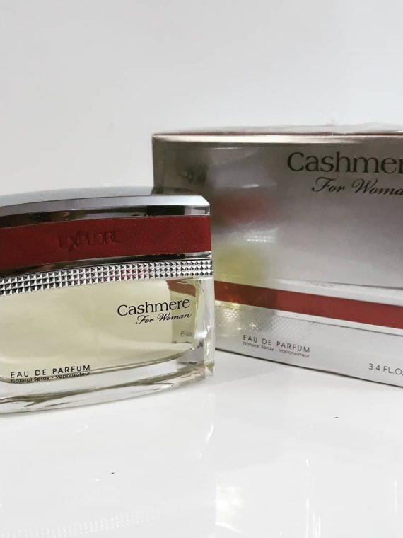 Fragrance World ُCashmere For Woman فرگرانس وورد کاشمر فور وومن