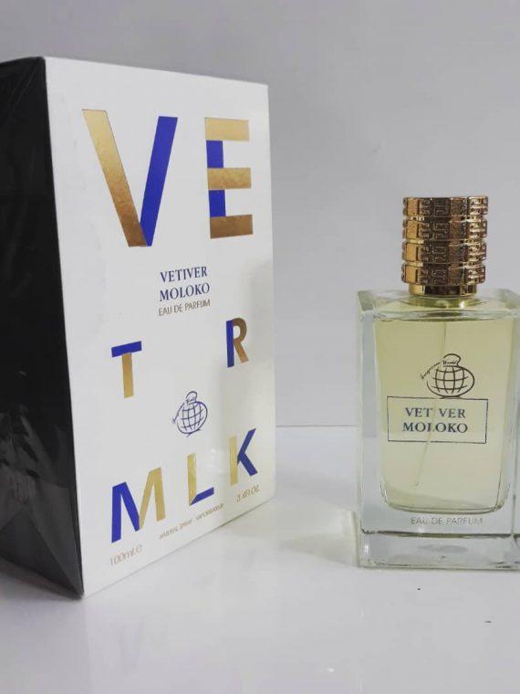Fragrance Vetiver Moloko فرگرانس وورد ویتیور مولوکو