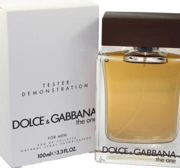 Tester Dolce & Gabbana The One دولچه گابانا دوان تستر