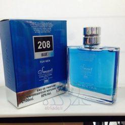 Smart Collection 208 Desire Blue اسمارت کالکشن 208 دیزایر بلو