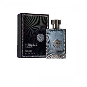 ادو پرفیوم فراگرنس ورسوس هوم 100 میل Fragrance World Versus Homme 100 ml