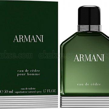 Armani Eau de Cèdre Giorgio Armani جورجیو آرمانی ادو سدر