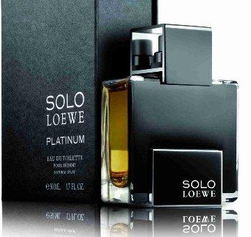 Solo Loewe Platinum Loewe لووه سولو لووه پلانتینوم