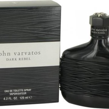 Dark Rebel John Varvatos وارواتوس دراک ربل جوهان