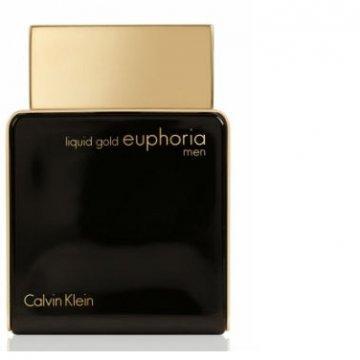 Liquid Gold Euphoria Calvin Klein کالوین کلین لیکویید گلد ایفوریا