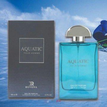 روونا کواتيک پور هوم ادو پرفیوم-Rovena Aquatic Pour Homme Eau De Parfum