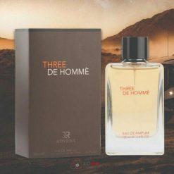 روینا تري دي هوم ادو پرفیوم-Rovena Three De Homme Eau De Parfum