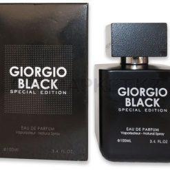 Giorgio Black Eau De Parfum جورجیو بلک ادو پرفوم