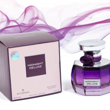 Midnight deluxe my perfumes مای پرفیومز میدنایت دلوکس