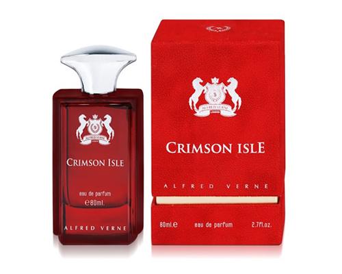 Crismon Isle Alfred Verne آلفرد ورن کریسمن آیسل