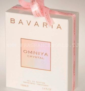 Fragrance World BAVARIA OMNIA CRYSTAL فرگرانس ورد باواریا اومانیا کریستال