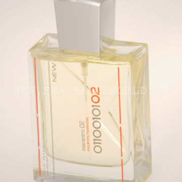 Fragrance World ESSCENTRIC 02 فرگرانس وورد اسنتریک 02