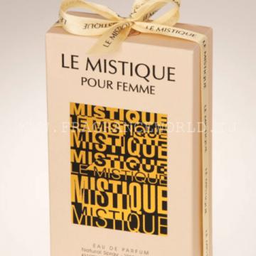 Fragrance World LE MISTIQUE POUR FEMMI فرگرانس وورد لی مستیک پیور فم