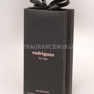 Fragrance World REDRIGUEZ FOR HER BLACK فرگرانس وورد ردرگوز فور هر بلک