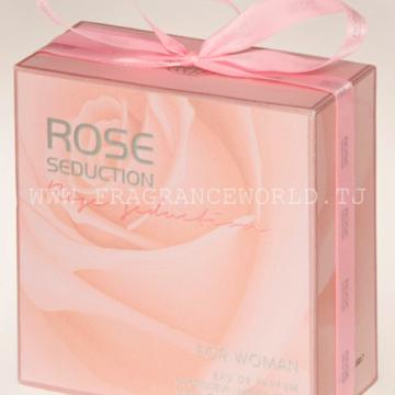 Fragrance World ROSE SEDUCTION فرگرانس وورد رز سدکشن