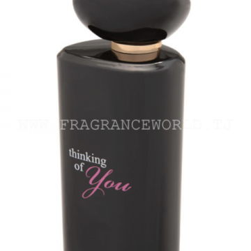 Fragrance World THINKING OF YOU فرگرانس وورد تینکینگ اف یو