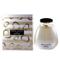 Fragrance World Real Love In White Perfume For Male - 100ml