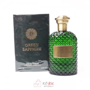 GREEN SAPPHIRE-گرین ساپفیر