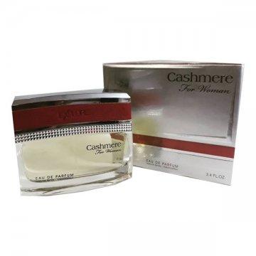 Fragrance World Cashmere For Woman فرگرانس وورد کاشمر فور وومن