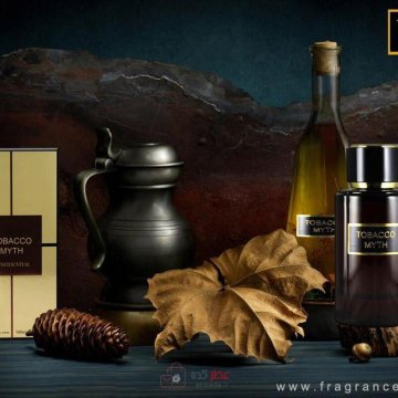 Fragrance World Tobacco Myth فراگرنس ورد توباکو میت