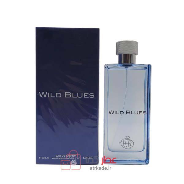 فراگرنس ورد Wild Blues حجم 100 میل