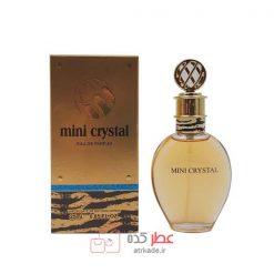 مینی کریستال 1055 روبرتو کاوالی طلایی Miny Crystal حجم 30 میل