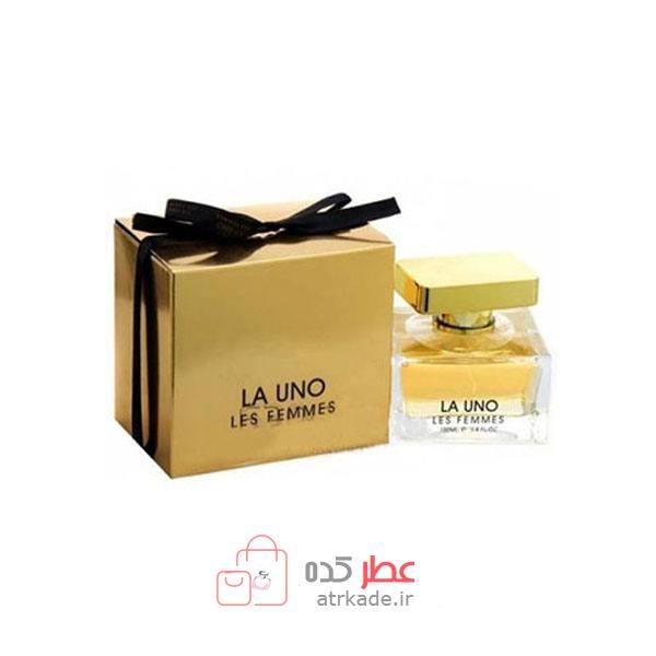 Fragrance World LA UNO Les Femmes فرگرانس ورد لا اونو لس فمس
