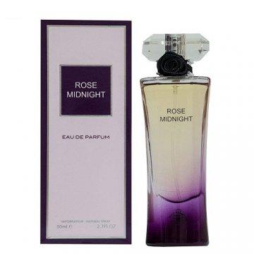 فراگرنس ورد رز میدنایت 100 میل fragrance-world Rose Midnight