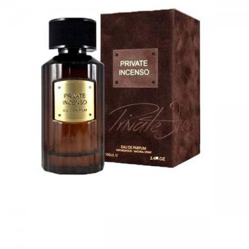 Fragrance World Private Incenso فراگرنس ورد پرایوت اینسنسو