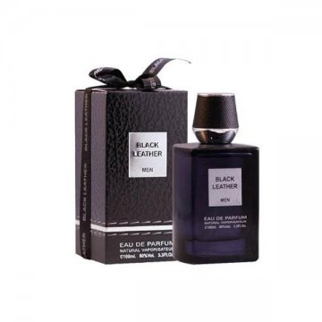 fragrance world BLACK LEATHER بلک لدر