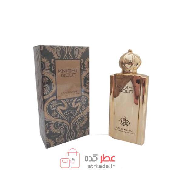 فراگرنس ورد نایت گلد 100 میل Fragrance World Knight Gold