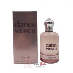 ادو پرفیوم جانوین Johnwin Dance Women حجم 100 میل