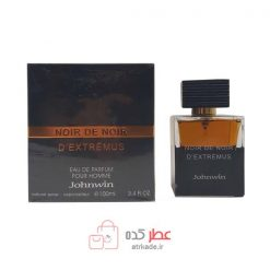 جانوین Johnwin Noir De Noir D'extremus حجم 100 میل