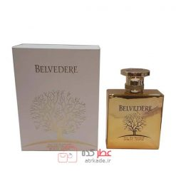 ادکلن مردانه بی ام کالکشن بلودر سفید حجم 100 میل BM collection Belvedere gold 100ml