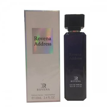 Rovena Address Eau De Parfum 100ml روونا ادرس ادو پرفیوم 100 میل