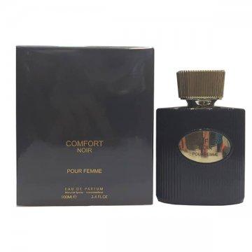 Rovena Comfort Noir Eau De Parfum 100ml روونا کامفورت نویر ادو پرفیوم 100 میل