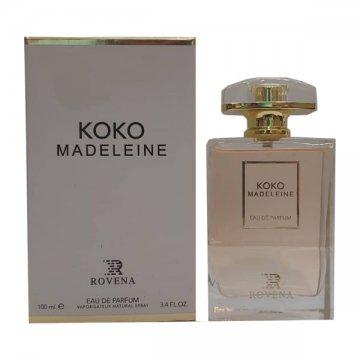 روونا کوکو مادلینه ادو پرفیوم 100 میل Rovena Koko Madeleine Eau De Parfum