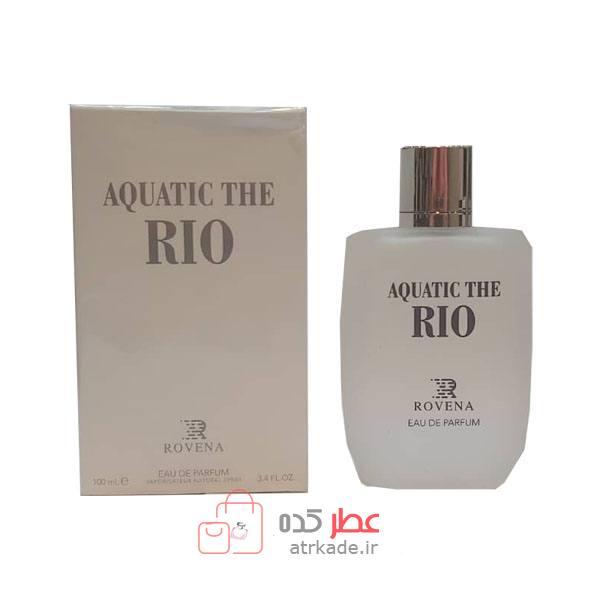 Rovena Aquatic The Rio Eau De Parfum 100ml روونا اکواتیک د ریو ادو پرفیوم 100 میل