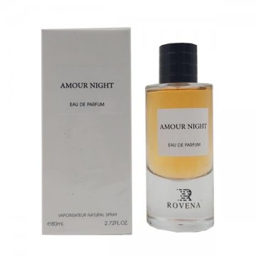 ادکلن روونا Rovena Amour Night حجم 100 میل