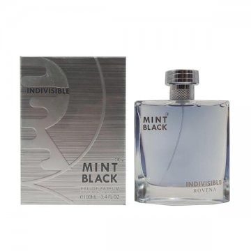 ادکلن روونا Rovena Mint Black Indivisible حجم 100 میل