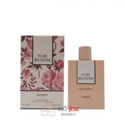 ادکلن Arqus Pure Bloom حجم 100 میل