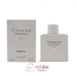 ادکلن استیل ایون l'oriental white edition حجم 100