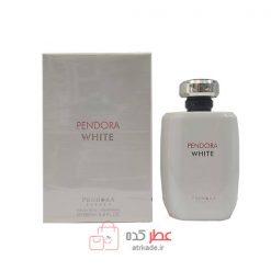 ادکلن پندورا Pendora White حجم 100 میل ( لالیک سفید )
