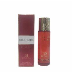 عطر ادکلن روونا Rovena Gool Girl Luxury حجم 30 میل ( گود گرل قرمز )