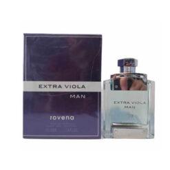 ادکلن روونا اکسترا ویولا من Rovena Extra viola man حجم 100 میل ( الترا ویولت مردانه )